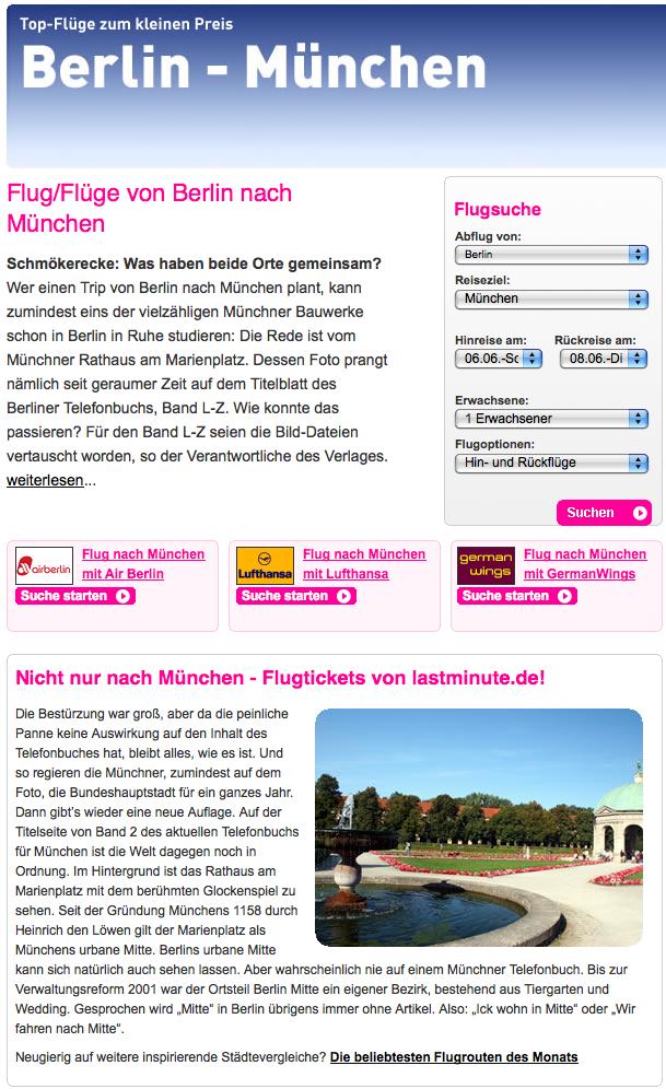 Berlin:München