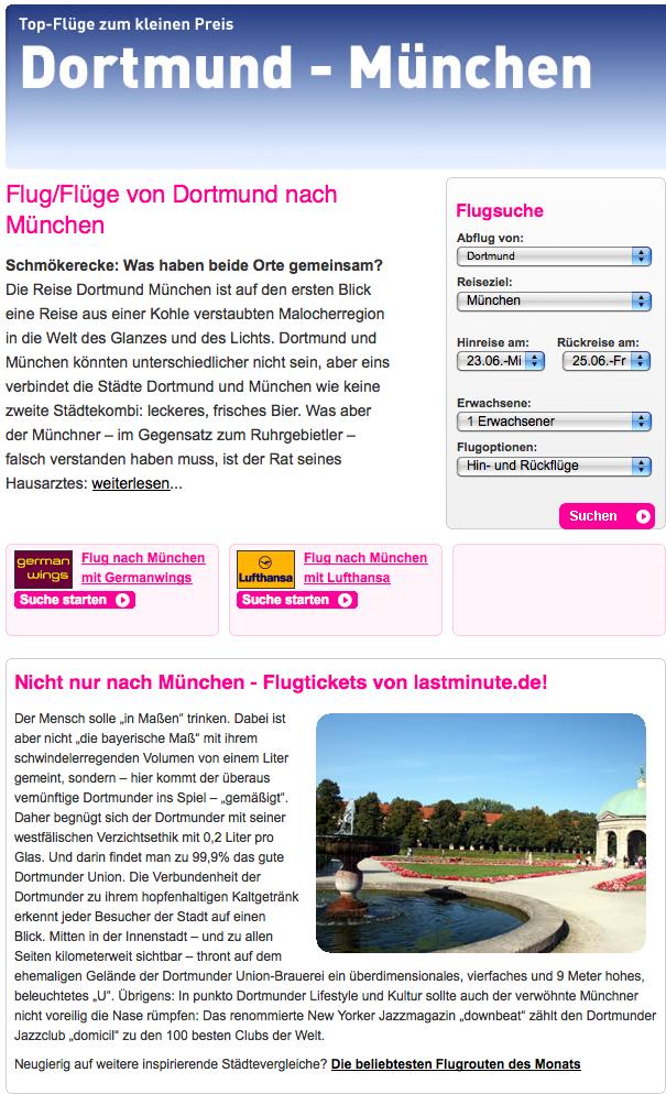 Dortmund:München