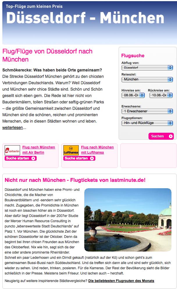 Düsseldorf:München