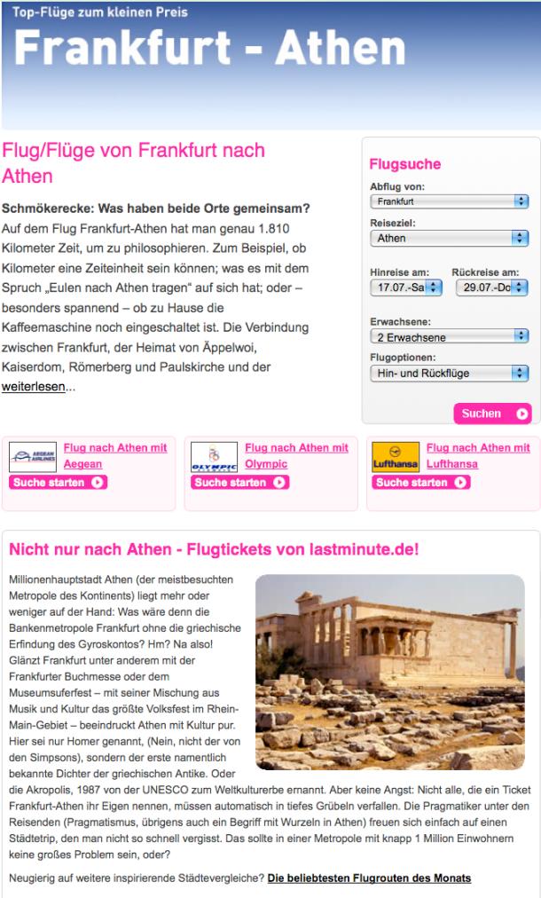 Frankfurt:Athen