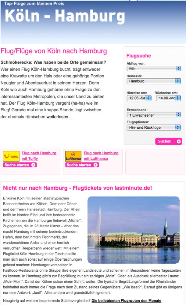 Köln:Hamburg