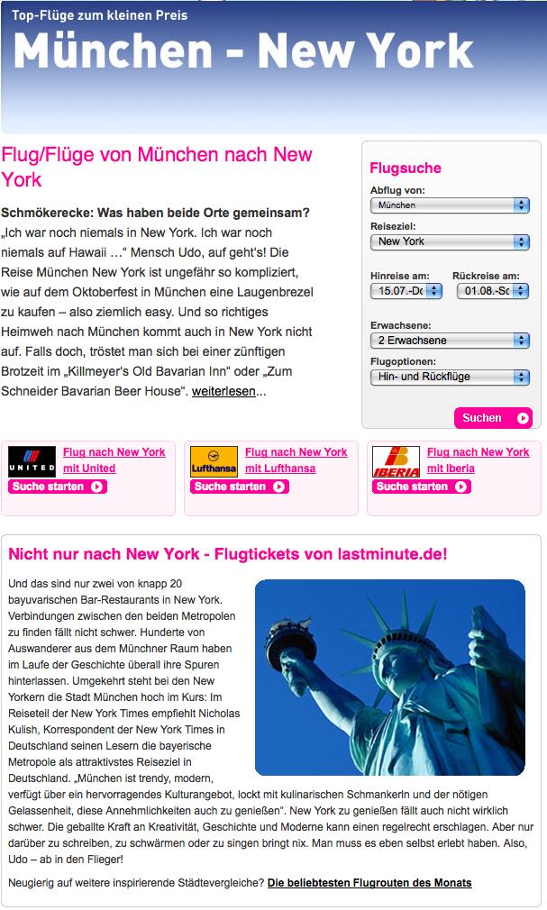 München:NewYork