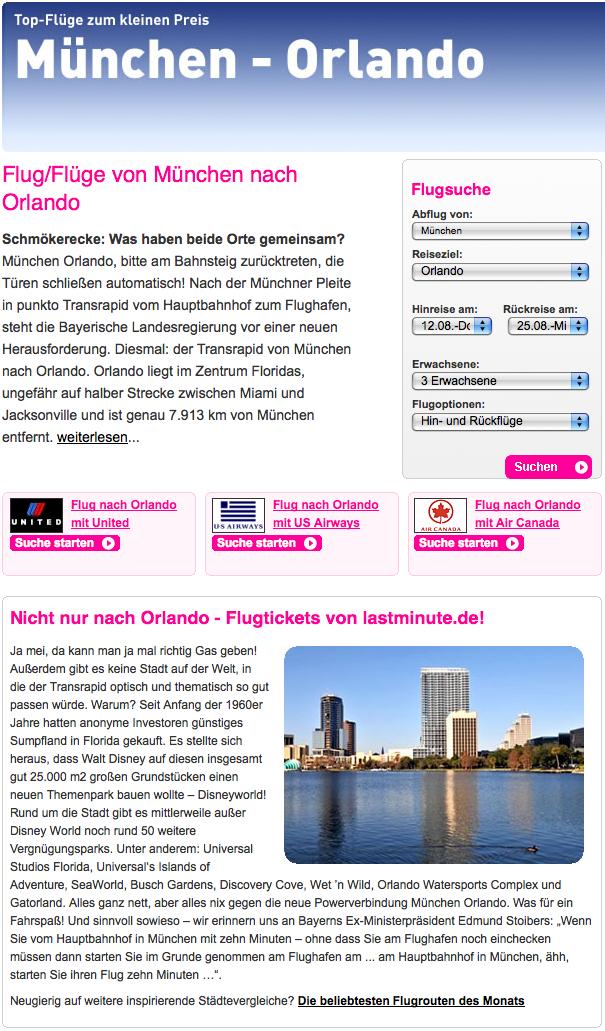 München:Orlando