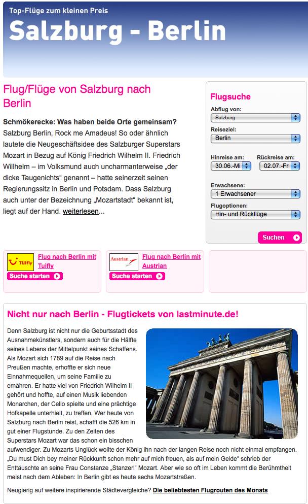 Salzburg:Berlin