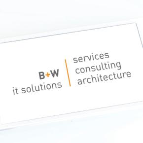 B+W it solutions